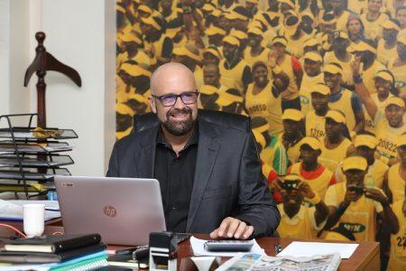 Voice is still King – MTN Uganda CMO Olivier Prentout.