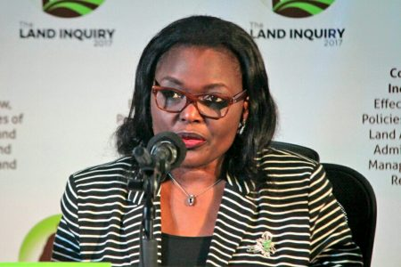 Chief Justice Katureebe questions Bamugemereire's methods of work