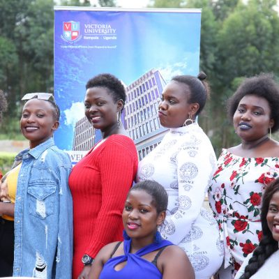 BEAUTY WITH PURPOSE: Victoria University Awards Education Scholarships to Miss Curvy contestants