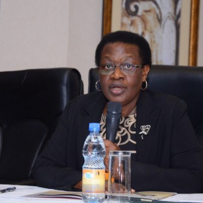Youth petition President Museveni over IGG; want her relieved of her duties