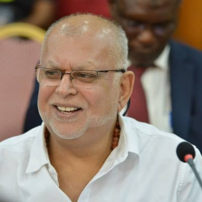 EXCLUSIVE INTERVIEW: Ruparelia Group remains solid and committed to Uganda- Dr. Sudhir Ruparelia