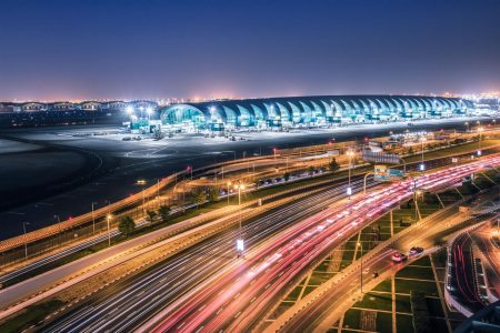 Dubai International Airport handled 22.2 million passengers in Q1 2019