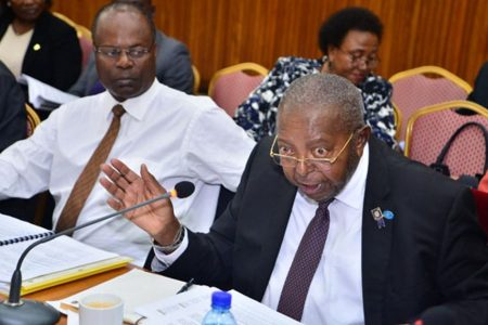 Gov't ready to shake down BoU- Finance Minister