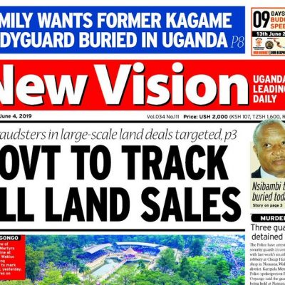 Ugandan newspapers continue copy sales loss streak