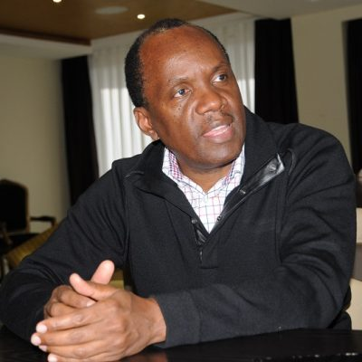 A day with Patrick Bitature; drinking from his cup of wisdom