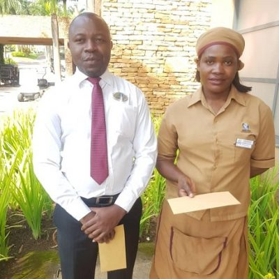 Speke Resort and Commonwealth Resort Munyonyo staff recognised for excellent customer care