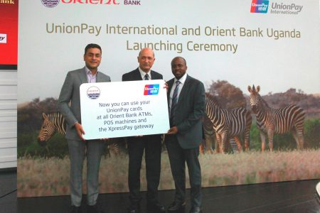 Ugandan travellers to China to enjoy better services with Orient  Bank's partnership with China's UnionPay