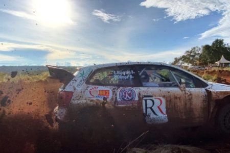 WE RR UNSTOPPABLE: 4 wins in 5 months- is Rajiv Ruparelia, rally's new wunderkind?