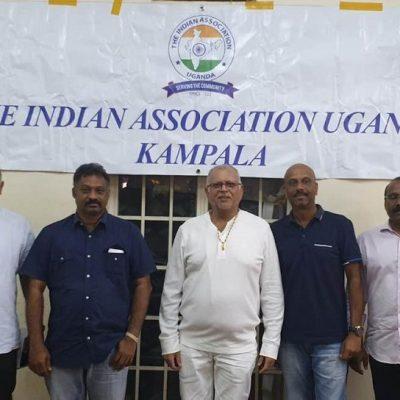 Billionaire Dr. Sudhir Ruparelia elected Trustee of Indian Association of Uganda