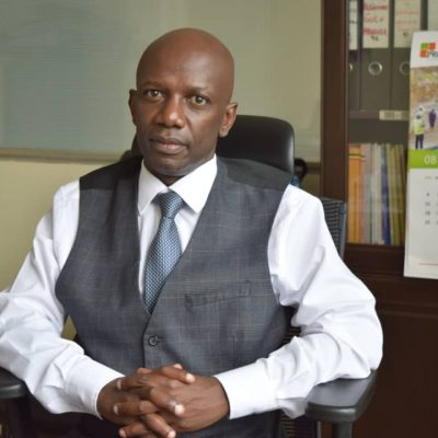 Eng. Naimanye Appointed Acting ED of Uganda Road Fund