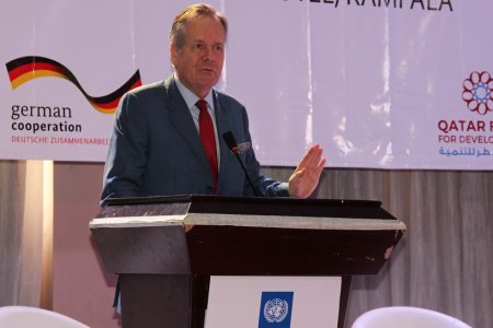 YOUTH SKILLS & INNOVATION: UNDP launches Accelerator Labs in Uganda