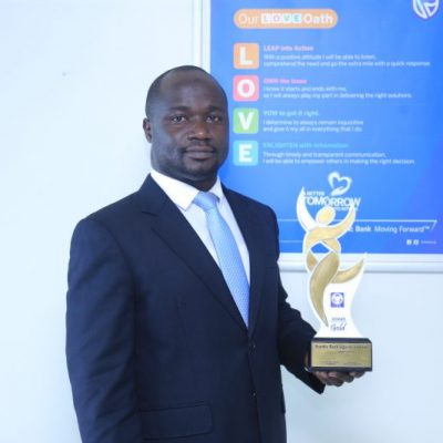 RECOGNITION: Stanbic Bank Uganda scoops 2019 Employer of the Year Award