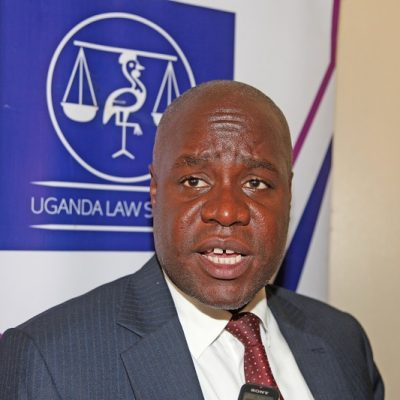 Law Society to Kadaga: Lawyers appearing before COSASE Asians Property probe is illegal