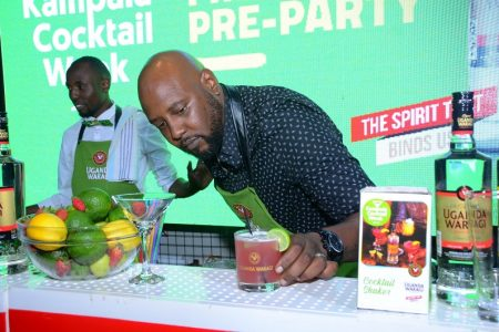 PICTORIAL: 20 ways to indulge with Uganda Waragi- the Spirit that binds us