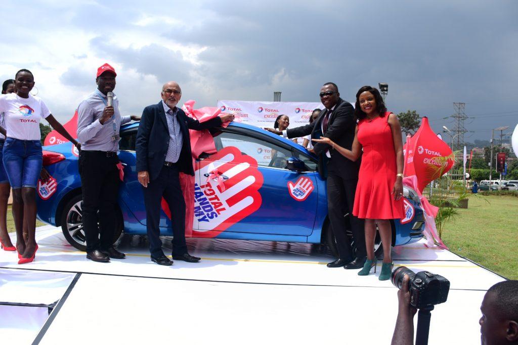 Total Uganda in eco-friendly fuel campaign drive