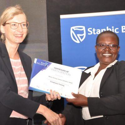 468 entrepreneurs complete training at Stanbic Business Incubator