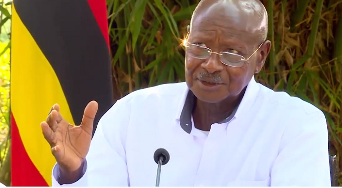 PRESIDENT YOWERI MUSEVENI'S 2020 NEW YEAR MESSAGE: Vows to deal with crime, corrupt police force and land grabbers.
