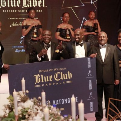 Money, power and luxury as the exclusive Johnnie Walker Blue Club is relaunched in Kampala