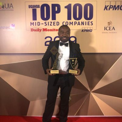 DOUBLE WIN: The Innovation Village secures a double win at Top 100 Mid-sized Companies Gala Awards 2019