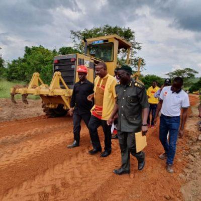 Uganda Wildlife Authority pilots road Rapid Technology in National Parks