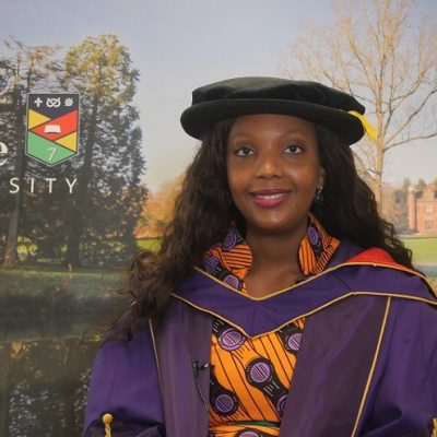 DOUBLE WIN: Fresh from an honorary doctoral award, Dr. Nataliey Bitature is appointed Managing Director of Simba Group hotels division